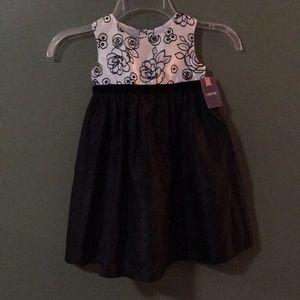 Cherokee; Baby/Toddlers Girls Dress; NEW 24M